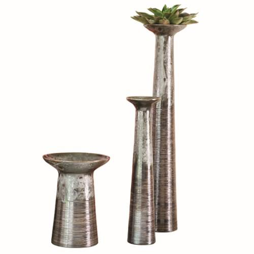 Funnel Vase-Squat