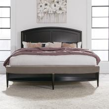 King Opt California Panel Bed