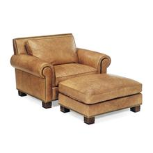 Parisian Chair and Ottoman