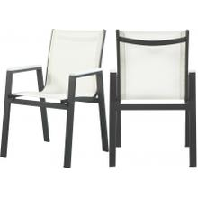 """See Details - Nizuc Outdoor Patio Dining Chair - 23"""" W x 26"""" D x 35"""" H"""