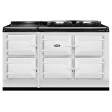 White AGA Total Control Five Oven Range Cooker-TC5 Simply a Better Way to Cook