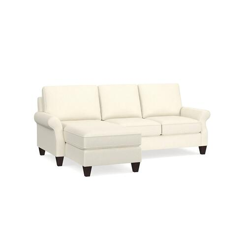 Davenport Small Left Chaise Sectional