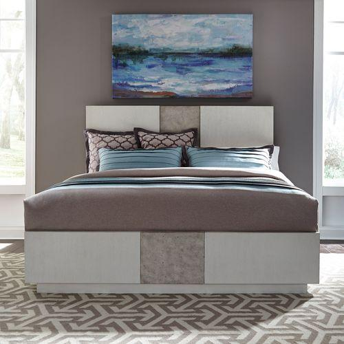 Liberty Furniture Industries - King Panel Bed