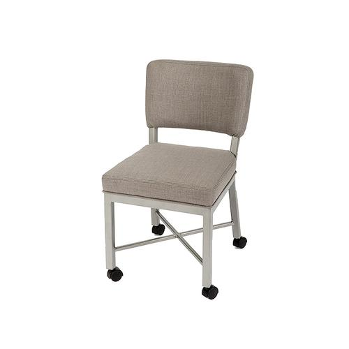 Miami Chair W/ Casters Bar Stool
