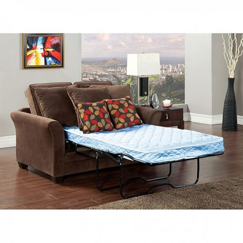 Furniture of America - Prescott Sleeper Sofa