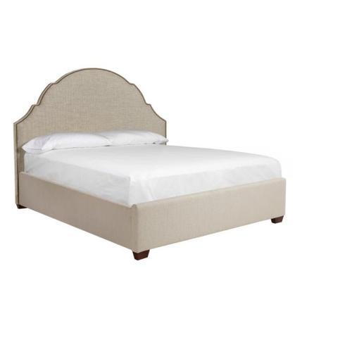 Arabella King Bed W/ Low Footboard Package