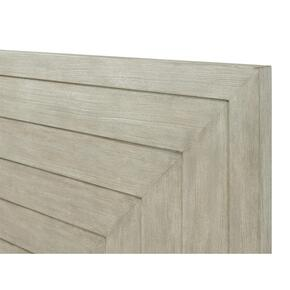 Cascade - Full/queen Panel Headboard - Dovetail Finish