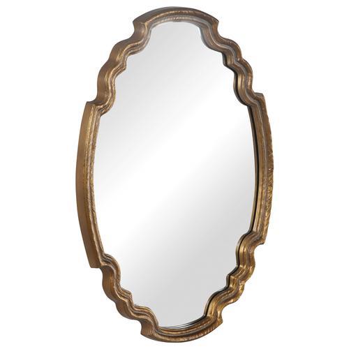 Uttermost - Ariane Oval Mirror