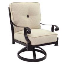 View Product - Bellagio Cushioned Swivel Rocker