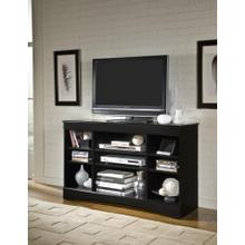 "48"" Black Entertainment Console"