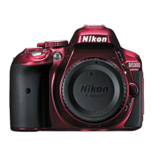 D5300 Body Only Red