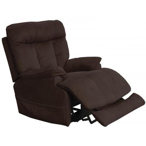 Pwr Headrest/Lumbar Pwr Lay Flat Rec w/Heat & Msg & Ext Ott