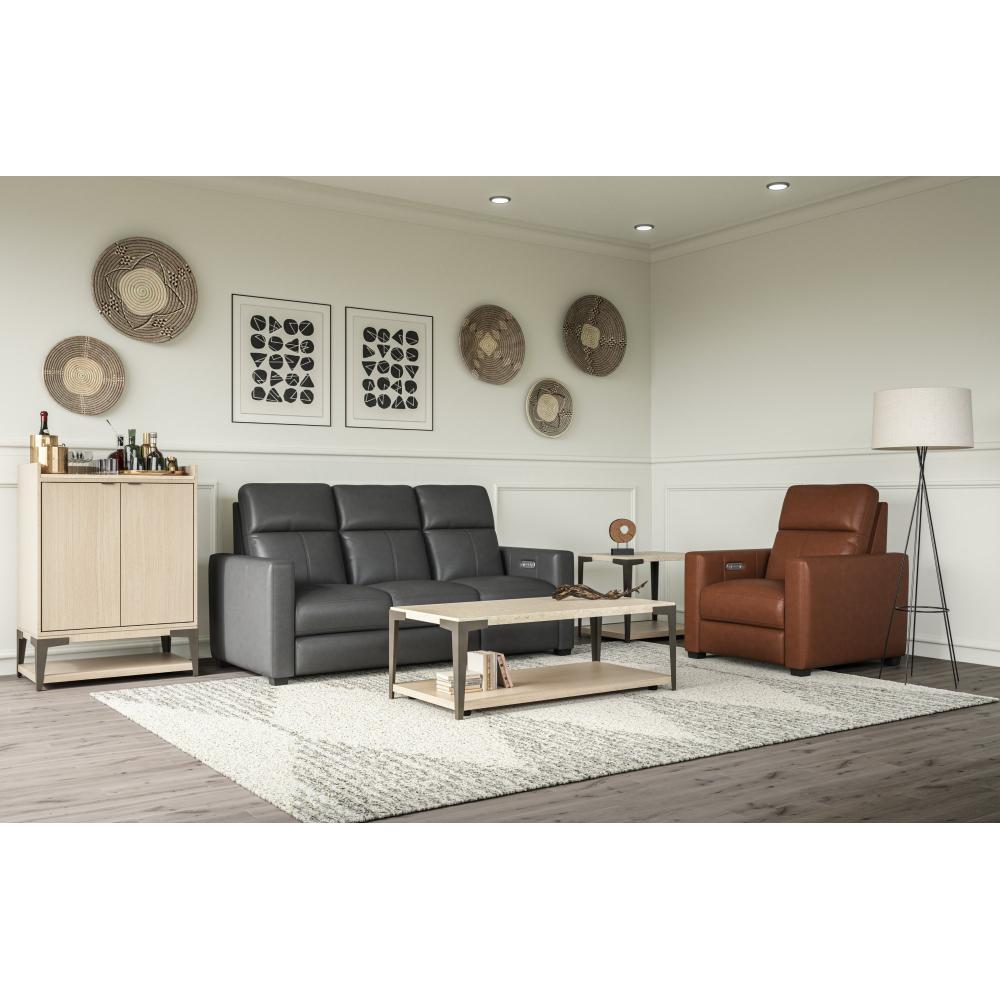 Product Image - Broadway Power Reclining Sofa with Power Headrests