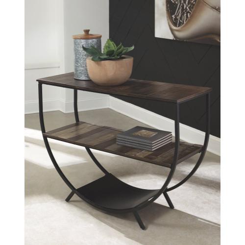 Signature Design By Ashley - Lamoney Sofa/console Table