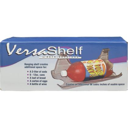 See Details - Frigidaire Clear Versa Shelf