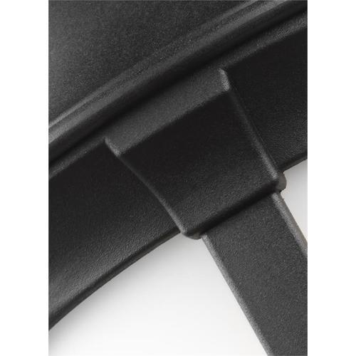 Calder One Light Outdoor Pendant Black