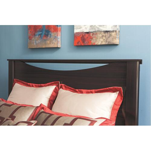 Zanbury Queen/full Panel Headboard
