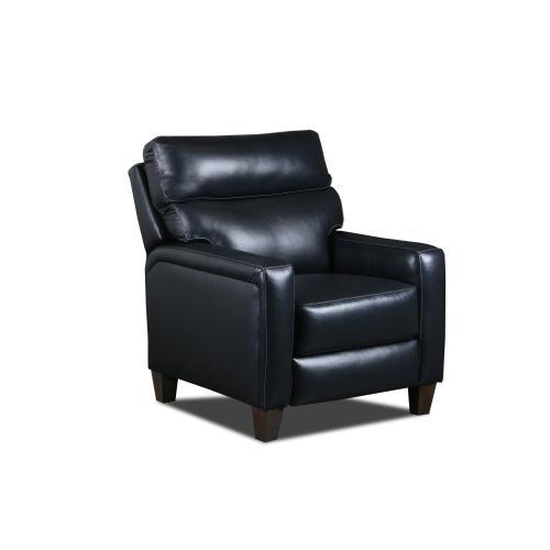 Power Headrest Hi-Leg Recliner