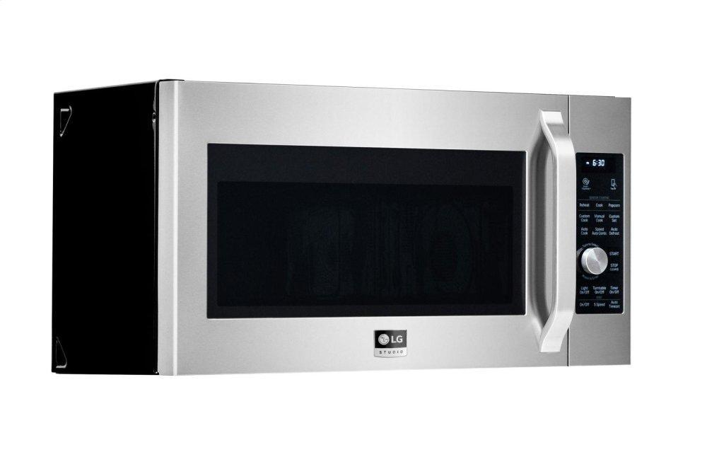 STUDIO 1.7 cu. ft. Over-the-Range Convection Microwave Oven Photo #2