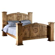 Mansion Bed - King - Texas Star