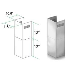 ZLINE Short Kit for 8ft. Ceilings (SK-696)