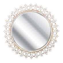 Bilbao Carved Wall Mirror