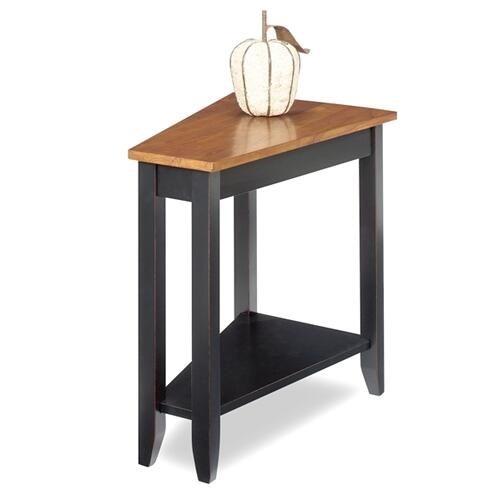 CLEARANCE Wedge Table