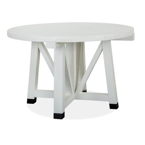 """Magnussen Home - 48"""" Round Dining Table"""