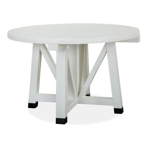 """See Details - 48"""" Round Dining Table"""