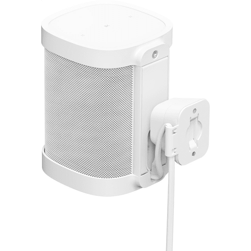 White- Sonos Wall Mount (Pair)