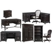 Lateral File Cabinet - Kohl Black Finish Product Image