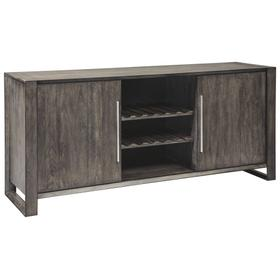 Chadoni Dining Room Server Gray