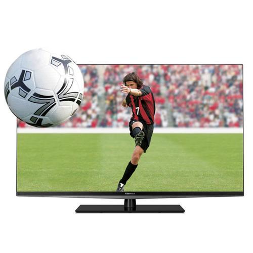 "Toshiba - 47L6200U 47"" Class 1080P 3D LED HD TV"
