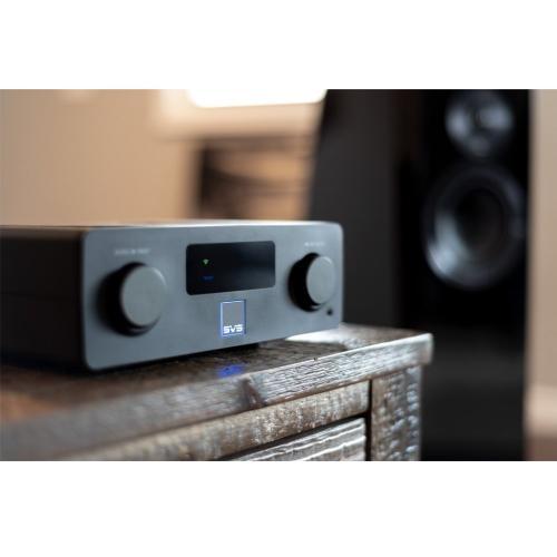 Prime Wireless SoundBase - SoundBase with Ultra Tower / Piano Gloss Black