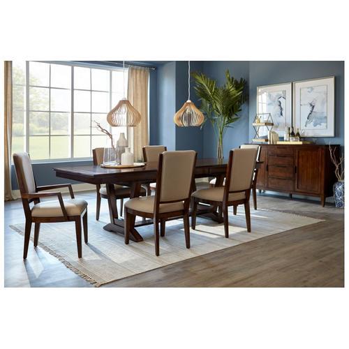 Capris Rectangular Dining Table