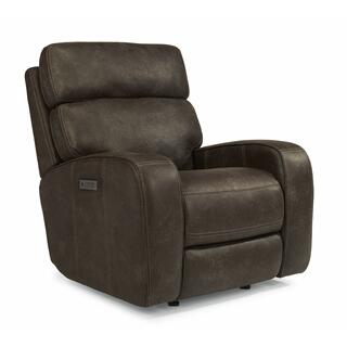 See Details - Tomkins Park Power Recliner with Power Headrest