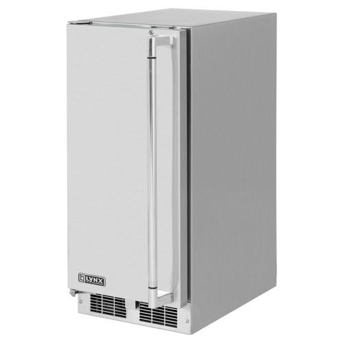 "Lynx - 15"" Refrigerator, Left Hinge"