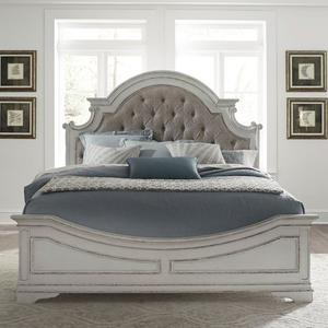 Liberty Furniture Industries - Queen Upholstered Bed