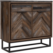Oakbrook Doors and Drawers Cabinet