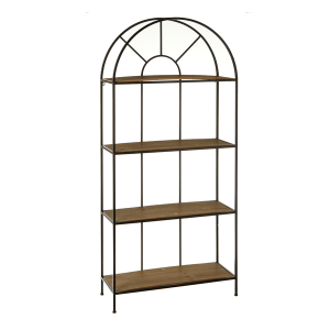Arch Four Tier Shelf