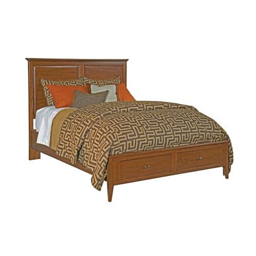 5/0 Panel Bed