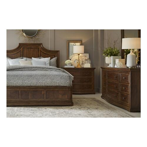 Kingsport Panel California King Bed