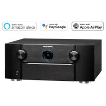 9.2ch 8K AV receiver with 3D Audio, HEOS® Built-in and Voice Control
