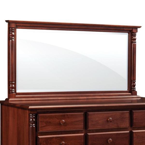 See Details - Savannah Bureau Mirror, 65'w x 28'h
