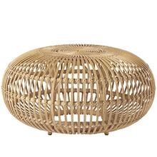 Rattan Scatter Table