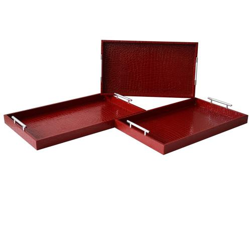 """Crestview Collections - """"TRAY SET 3"""""""