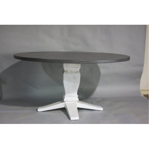 """#592 Plank Table 60"""" or 48""""x 30""""h"""
