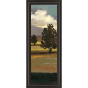 """Mountain Range IV"" By Norman Wyatt, Jr. Framed Print Wall Art"