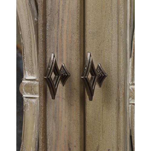 Melange Six Door Console