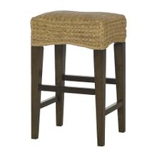 Woven Bar Stool With No Back